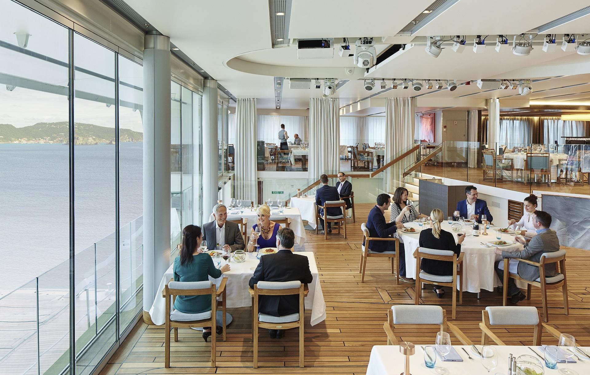 The World restaurant smal