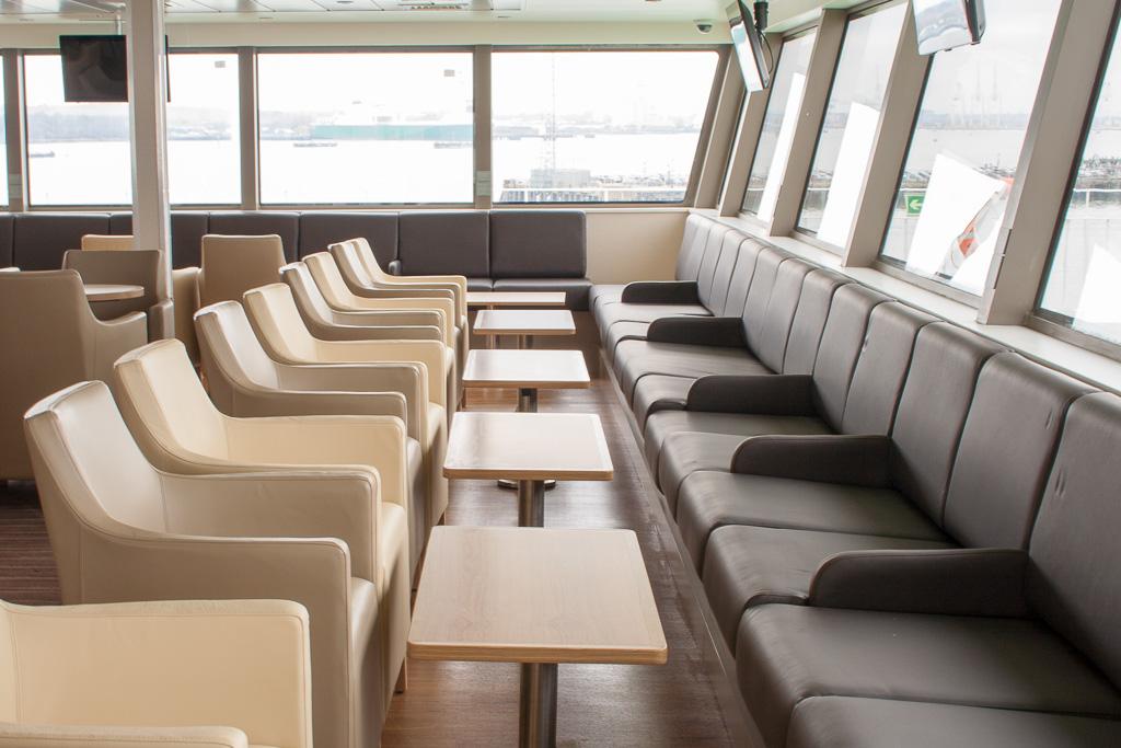 Premium lounge banquet