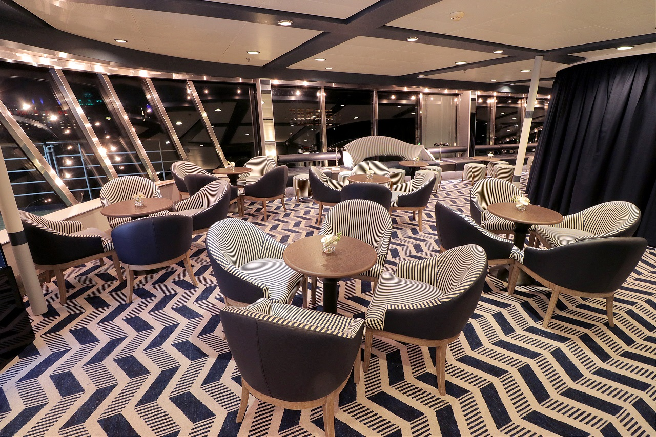 pacific aria refit by trimline