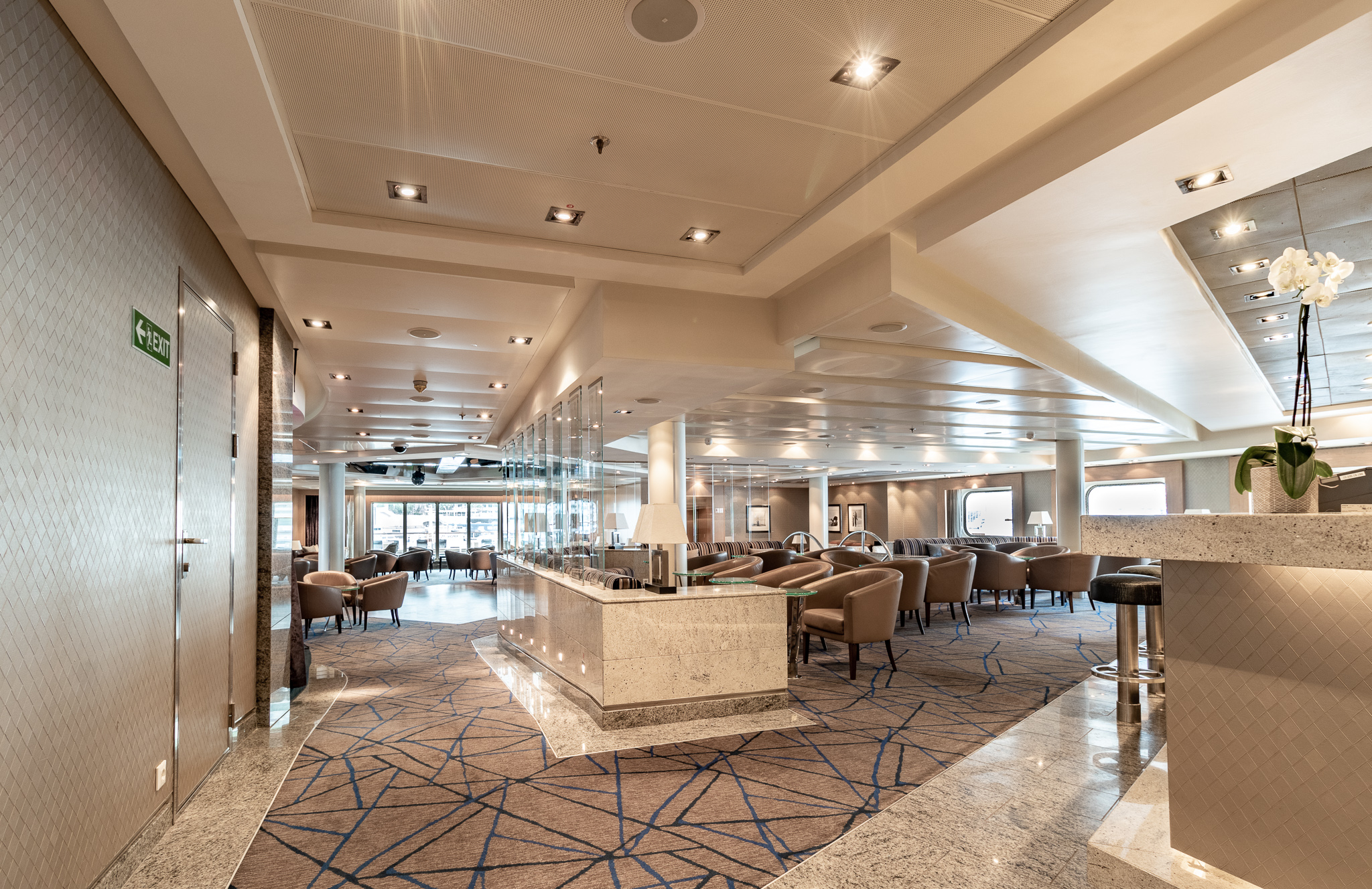 cruise ship interior refurbishment