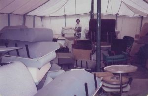 ss canberra furnishings stored by trimline 1982